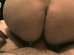 Complete sex change girl giving a head and getting fucked