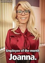 Joanna Jet - Employee of the Month
