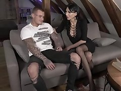 Ryan's massive dick devastates Bailee's holes and gives her the ultimate pleasure