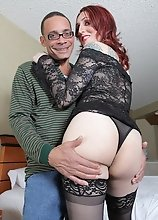 Brittany St.Jordan loves nothing than getting her ass stuffed by huge dick